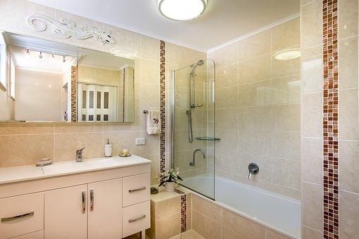 Разкошна баня в три стъпки