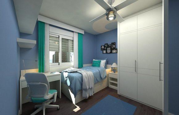 Съвършеният интериор започва от гардероба в спалнята. Изберете го от магазин Мебели 1!