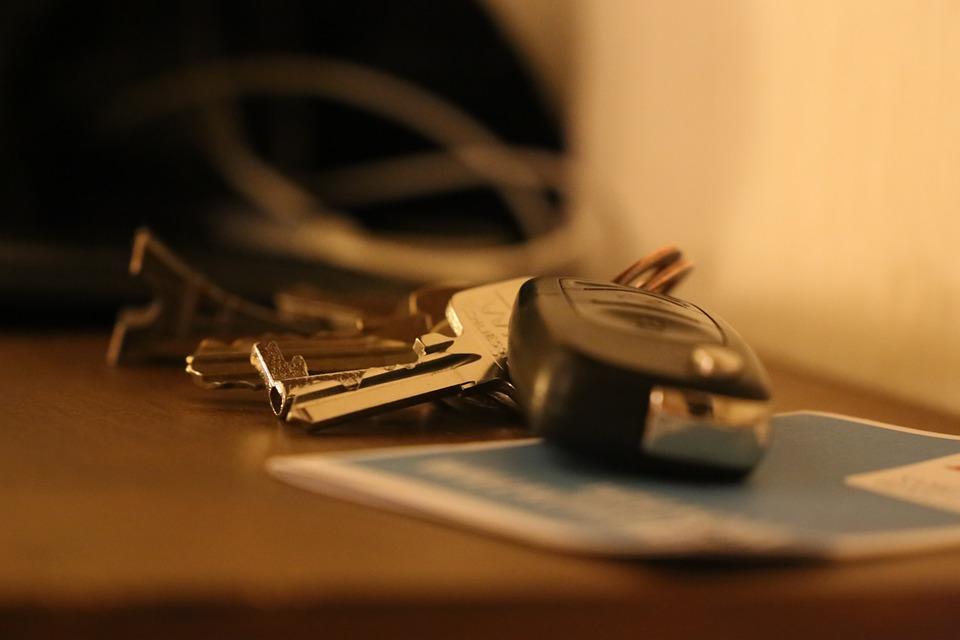 ключ за автомобил