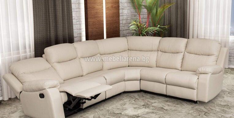 За повече стил и комфорт в дома си изберете ъглов диван от mebeliarena