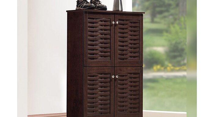 С грижа за идеална организация в коридра изберете шкаф за обувки от Венус
