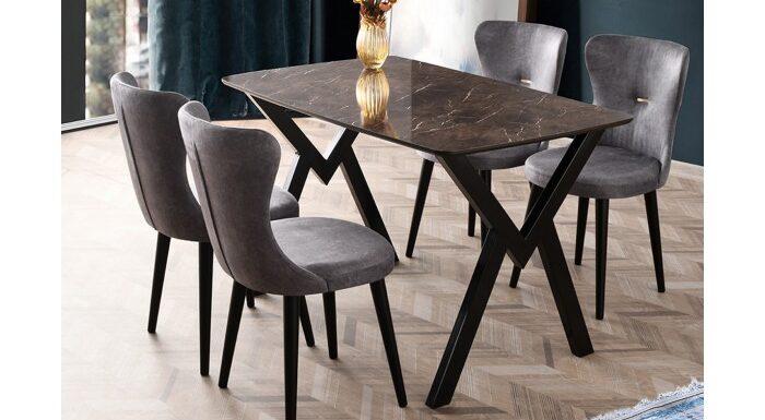 Колко стола желаете да има комплекта за трапезария