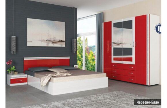 Дързостта на  червената спалня